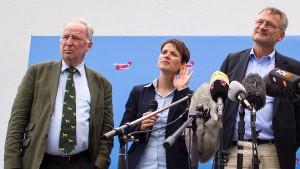 Verdacht der Parteilichkeit gegen AfD-Bundesgeschäftsstelle