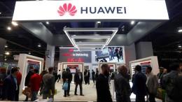 Neue Ermittlungen gegen Huawei