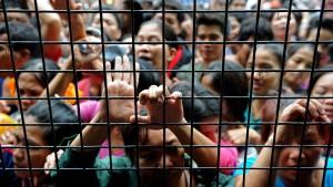 Zwei Millionen Philippiner in Not