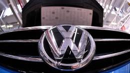 VW verkauft in Amerika deutlich weniger Autos