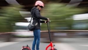 Frankfurt zweifelt an Verkehrssicherheit von E-Scootern