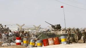 Türkei darf in Kampf gegen IS eingreifen