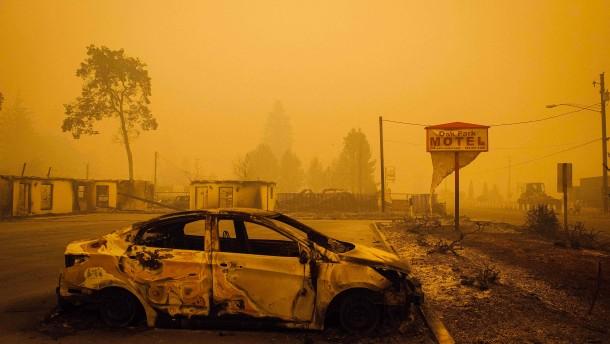 Städte zerstört, Hunderttausende auf der Flucht