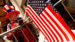 Amerika ist so gespalten wie nie zuvor
