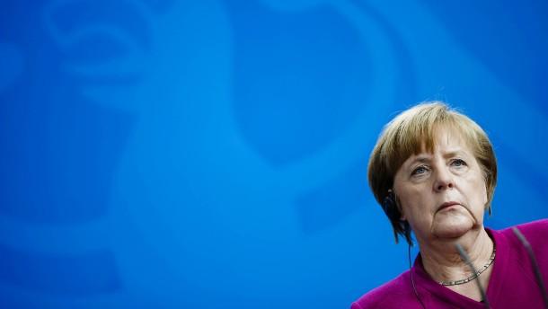 Merkel will an Atomabkommen mit Iran festhalten