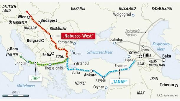 Brief Nach Griechenland Adressieren : Energieversorgung aserbaidschan liefert gas nach europa