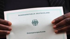 Immer mehr Briten wollen Deutsche werden