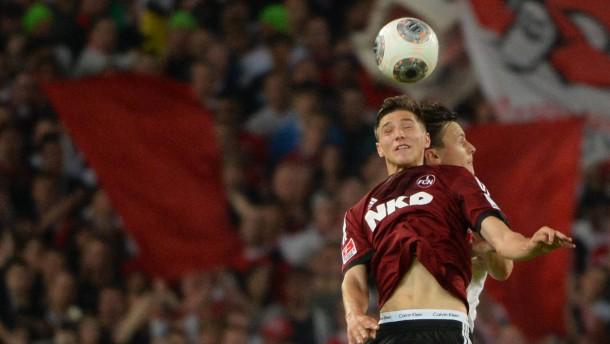 Verbeek holt mit Nürnberg den ersten Punkt