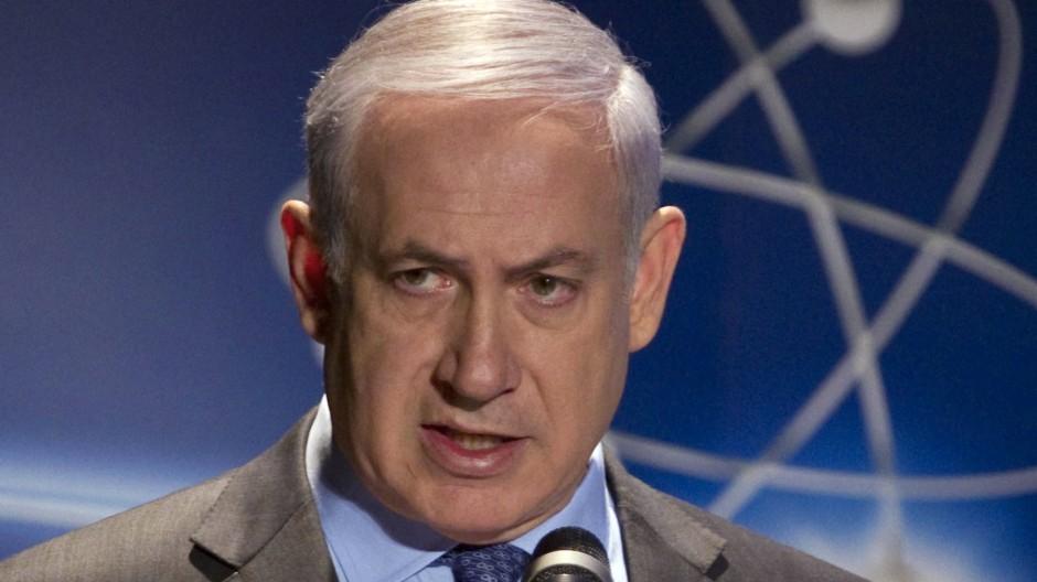 Harte Worte für Grass: Ministerpräsident Netanjahu