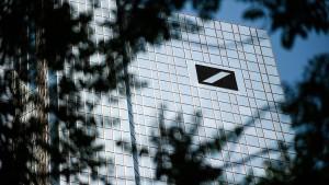 Vorstand der Deutschen Bank streicht seinen Bonus für 2016