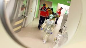 628 Kliniken fallen aus der Notfallversorgung