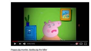 Wenn das Schweinchen plötzlich gequält wird