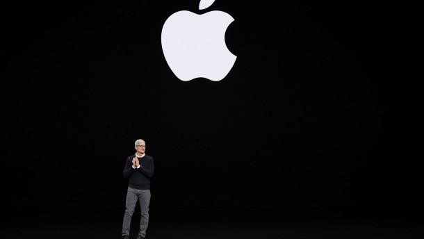 Apples Hoffnungsträger