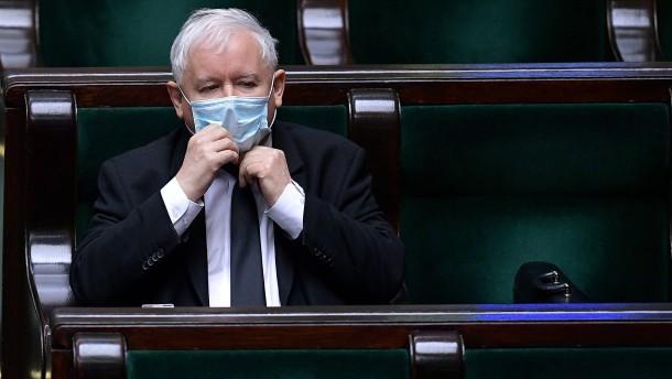 Ein politisches Lied wühlt Polen auf
