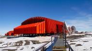 Ort des Hitzerekords: Argentiniens Antarktis-Stützpunkt Marambio