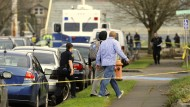 Schüsse vor Schule in Portland