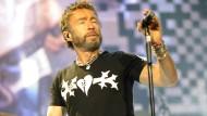 Schätzt die Inszenierung: Paul Rodgers