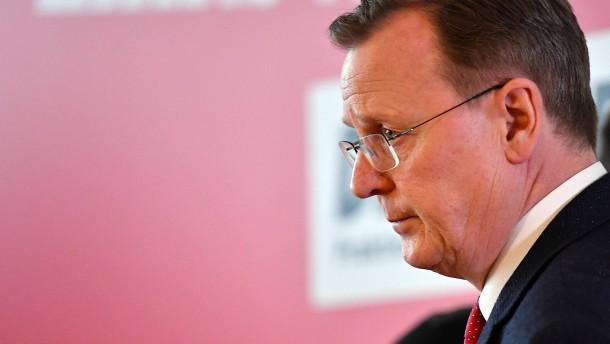 Ramelow bietet CDU Zugeständnisse an