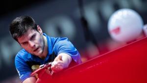Ovtcharov schlägt besten Spieler der Welt