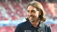 Geschafft: Martin Schmidt führte Mainz 05 in die Gruppenphase.