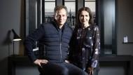 Neuer Anfang, neuer Zauber: Die Gründer Stefanie Harig und Marc Alexander Ullrich, hier in ihrer Galerie in den Hackeschen Höfen in Berlin, wollen Lumas weiterentwickeln.