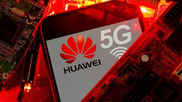 Huawei bietet Lizenzen für 5G-Patente an