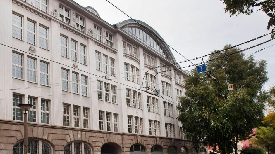 Suhrkamp in Berlin