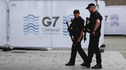Was beim G7-Gipfel in Großbritannien wichtig wird