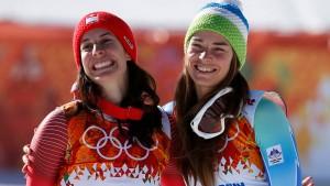 Zwei Kämpferinnen - zwei Olympiasiegerinnen