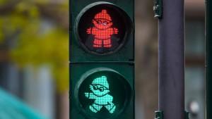 Eine Stadt wählt Grün