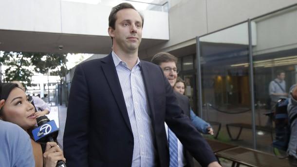Google-Entwickler nach Millionenstrafe in der Insolvenz
