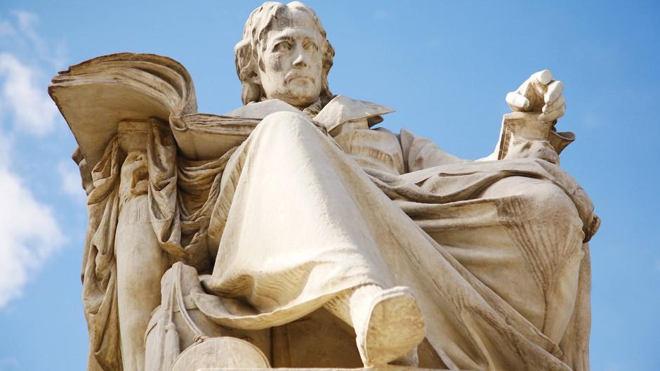 Leitbildner mit Tiefenwirkung: Wilhelm von Humboldt