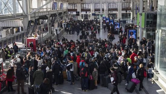 Streiks in Frankreich dauern an