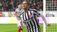 Gewinnertyp: Spieler wie Mijat Gacinovic beleben die Stimmung bei der Eintracht nachhaltig.