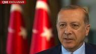 Erdogan streitet Diktator-Status ab