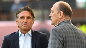 Wie geht es weiter, mit Labbadia und Wolfsburg?