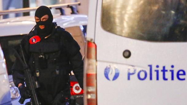 Polizei nimmt in Belgien neunten Verdächtigen fest