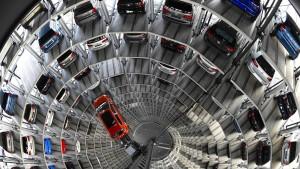 Kraftfahrt-Bundesamt zwingt Volkswagen zum Rückruf
