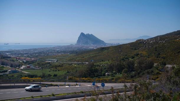 Brexit-Streit um Gibraltar verschärft sich