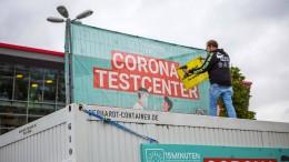 Krankenhäuser beobachten steigende Corona-Zahlen mit Sorge