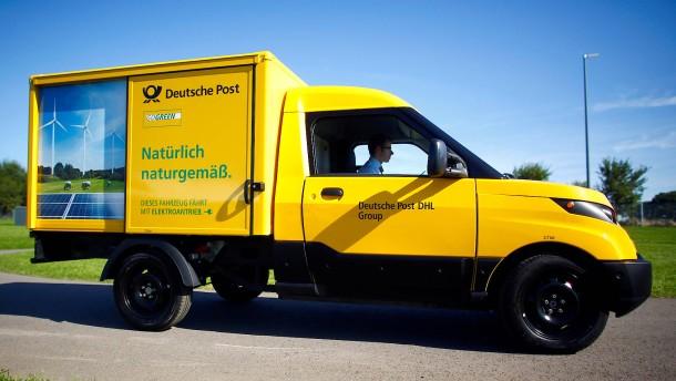Die Post verliert ihren Streetscooter-Chef