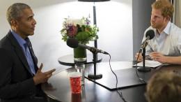 Prinz interviewt Ex-Präsident