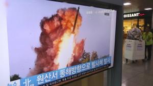 Forscher in Bayern entlarven Kim Jong-uns Raketentests