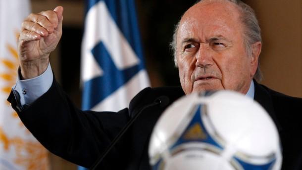 Blatters Retourkutsche
