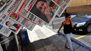 Griechenlands Gläubiger stellen sich taub