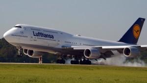 Lufthansa stellt Flüge nach Israel ein