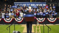 Bernie Sanders hofft weiter auf eine Nominierung.
