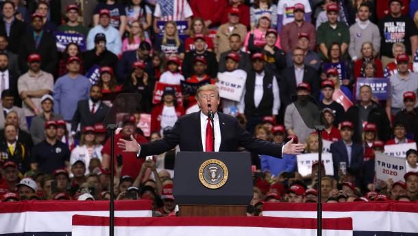 Trumps Handelspolitik schadet seinen eigenen Fans