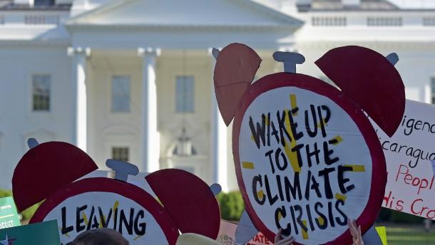 Amerika wendet sich offiziell vom Pariser Klimaabkommen ab