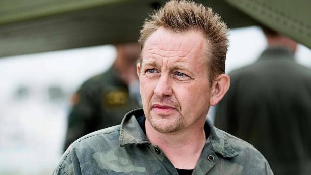 Dänischer Erfinder Madsen gesteht erstmals Mord an Journalistin